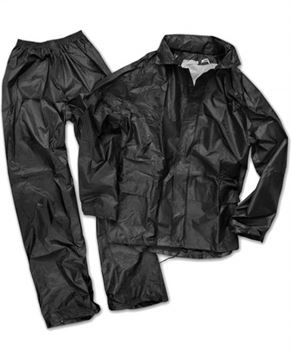 Picture of BLACK WET WEATHER SUIT