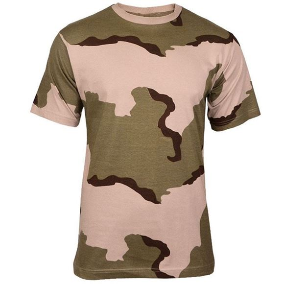 Picture of 3-COL DESERT T-SHIRT