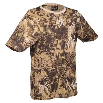 Picture of MANDRA® TAN T-SHIRT