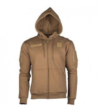 Picture of DARK COYOTE TACTICAL HOODIE