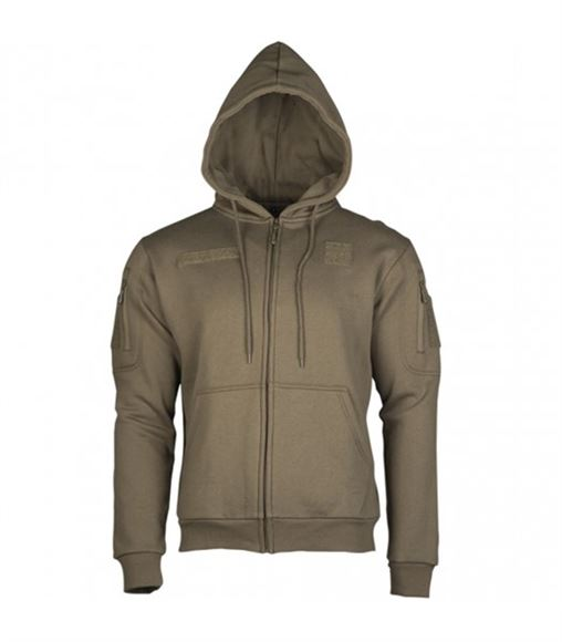 Picture of RANGER GREEN TACTICAL HOODIE