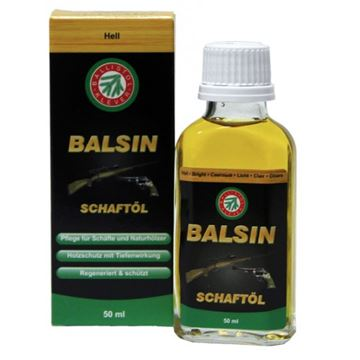 Picture of BALLISTOL GUN STOCK OIL BRIGHT 50ML