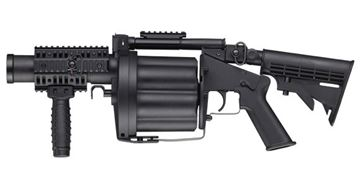 Picture of GLM MULTIPLE GRENADE LAUNCHER