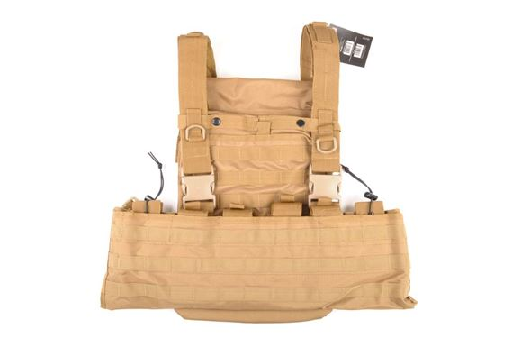 Picture of VEST TACTICAL MOLLE TAN