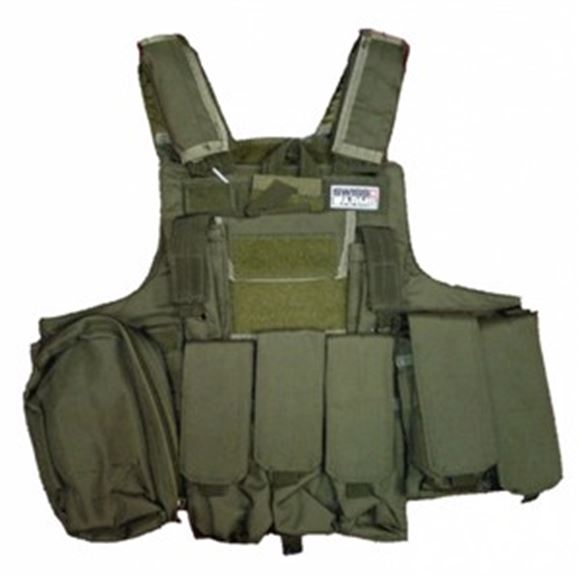 Picture of VEST TACTICAL CIRAS OD