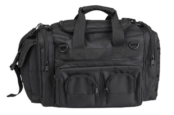 Picture of BLACK COMBAT / RANGE BAG