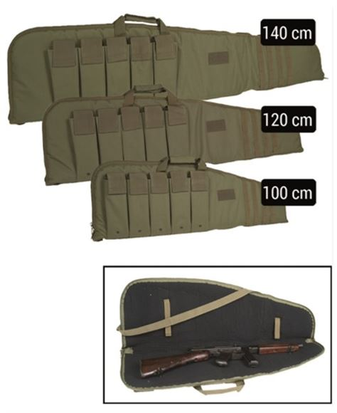 Picture of OD 140 CM RIFLE CASE