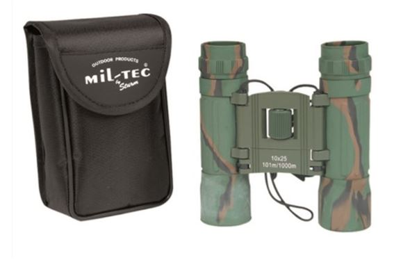 Picture of COLLAPSIBLE BINOCULAR 10X25