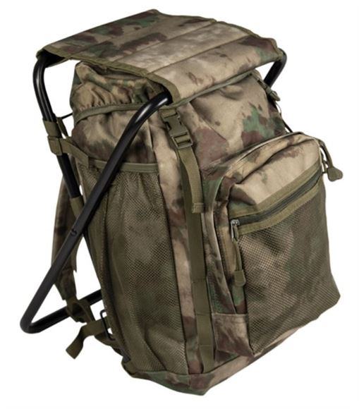 Picture of FG BACKPACK WITH STOOL