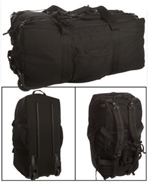 Picture of COMBAT DUFFLE BAG WITH WHEEL