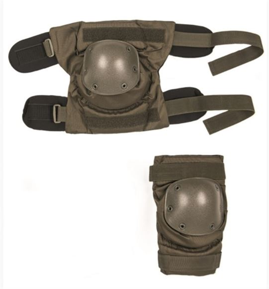Picture of OD PULL-OVER STYLE KNEE PADS