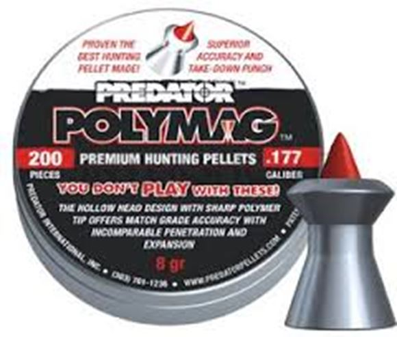 Picture of PREDATOR POLYMAG .177