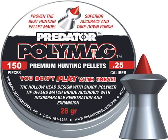 Picture of PREDATOR POLYMAG .25