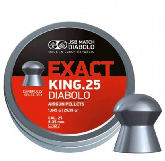 Picture of DIABOLO EXACT KING  .25
