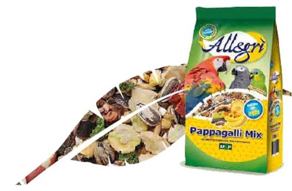 Picture of PAPPAGALLI MIX - 2KG