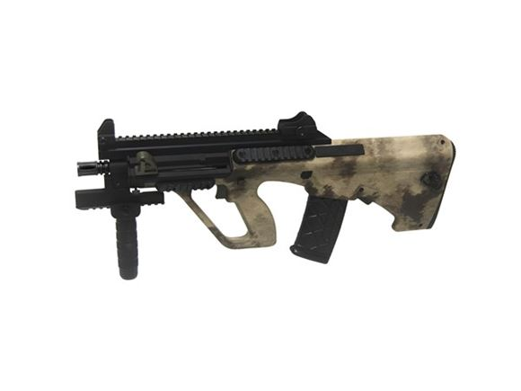 Picture of STEYR AUG A3XS COMMANDO DESERT