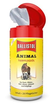 Picture of BALLISTOL ANIMAL WIPES