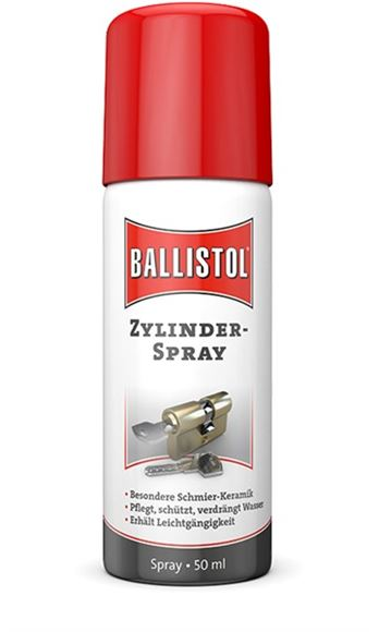 Picture of CYLINDER LOCK SPRAY