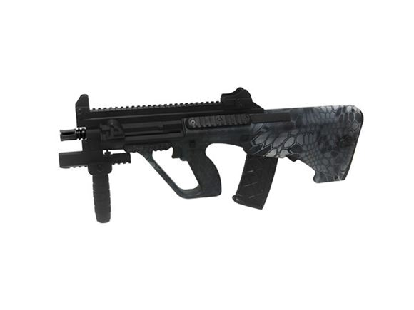 Picture of STEYR AUG A3 XS COM BLACK CAMO