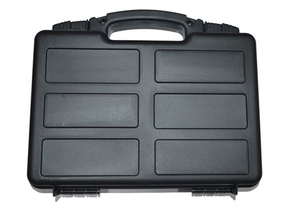 Picture of SMALL HARD CASE (WAVE FOAM) - BLACK