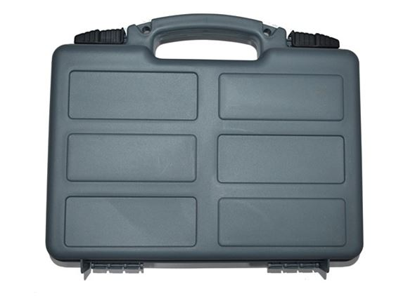 Picture of SMALL HARD CASE (WAVE FOAM) - GREY