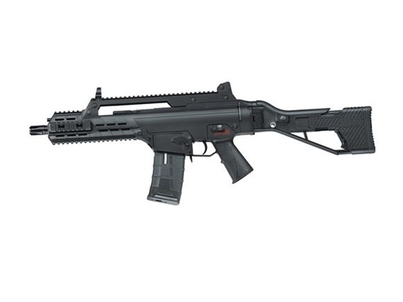 Picture of AAR COMPACT ASSAULT RIFLE-BK