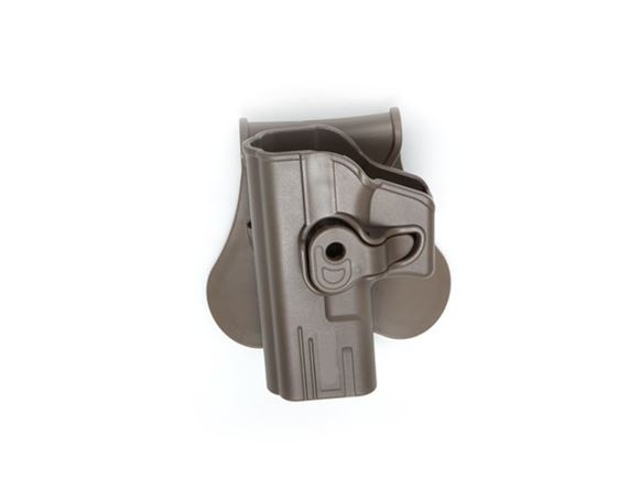 Picture of Holster, G models, Polymer, Left hand, FDE