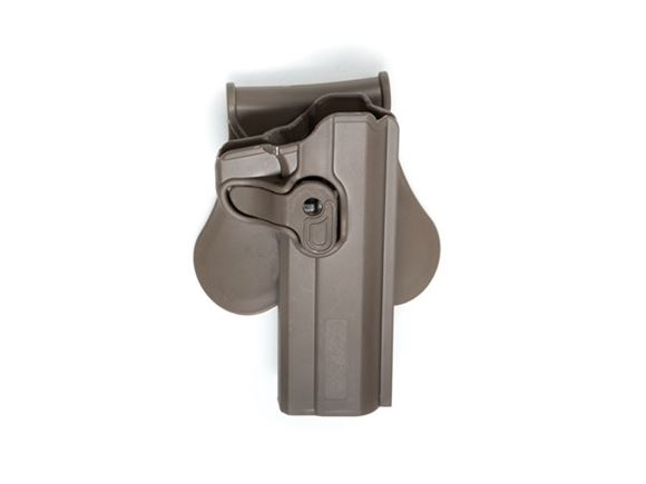 Picture of Holster, 1911 models, Polymer, FDE