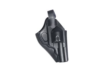 Picture of Belt holster for 2.5- 4 Revolver, black