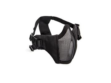 Picture of ASG Metal mesh mask with cheek pad, Black