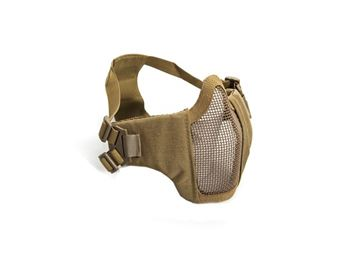 Picture of ASG Metal mesh mask with cheek pads, Tan
