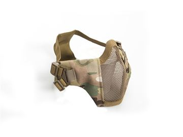 Picture of ASG Metal mesh mask with cheek pads, Multicam