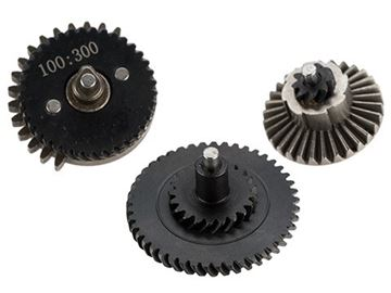 Picture of 100:300 Steel CNC Gear Set ( Helical Super Torque )
