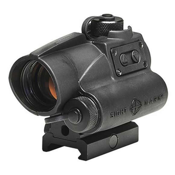 Picture of Wolverine 1x23 CSR Red Dot Sight