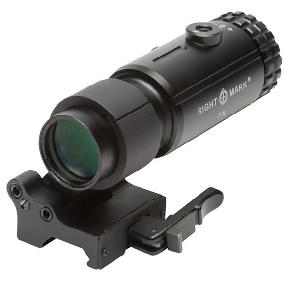 Picture of T-5 MAGNIFIER WITH FLIP TO SIDE